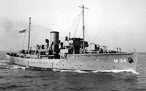 HMS Gladiolus